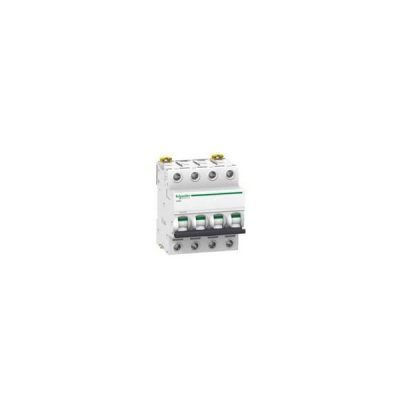 Acti 9 - iC60N 4P A9F74406 6A