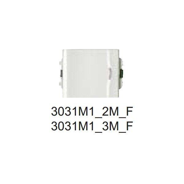 Công tắc 1 chiều 16AX có dạ quang, size M
