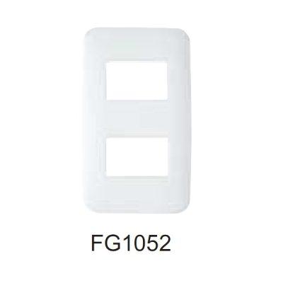 Mặt cho 2 thiết bị FG1052_WE