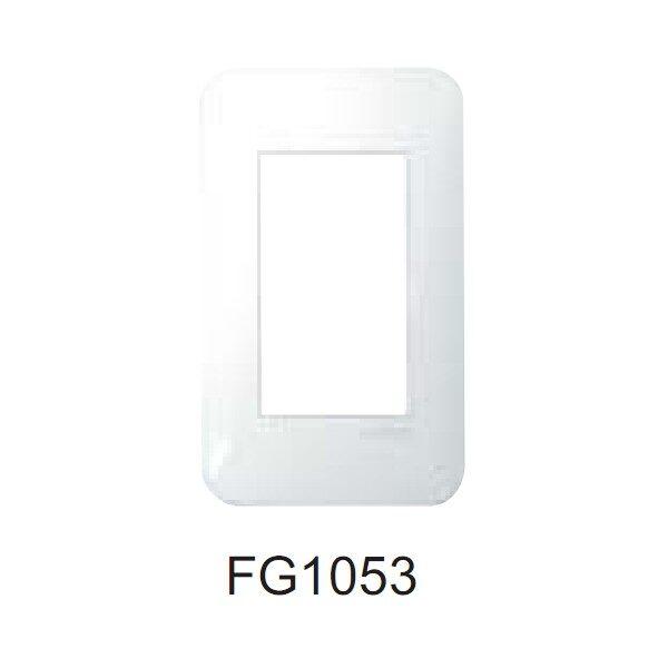 Mặt cho 3 thiết bị FG1053_WE