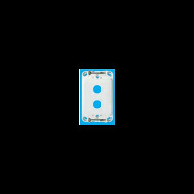 Mặt công tắc Schneider series 2000 2032VHGA_G19