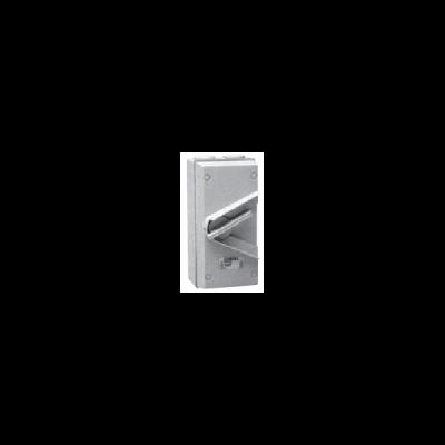 Cầu dao chống thấm Schneider WHT20_GY