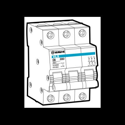 Cầu dao tự động MCB VLS/C3025