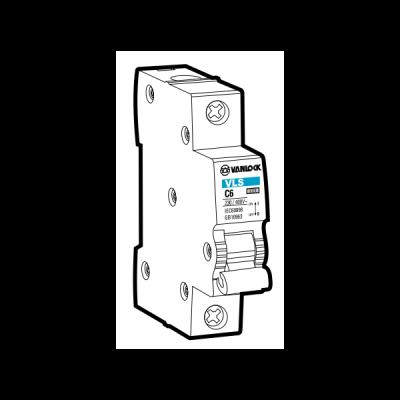 Cầu dao tự động MCB VLS1/C1063