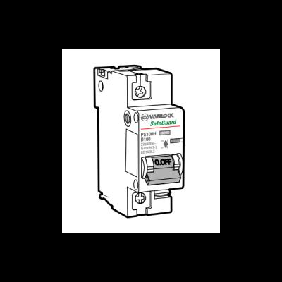 Cầu dao tự động MCB PS100H/1/D100
