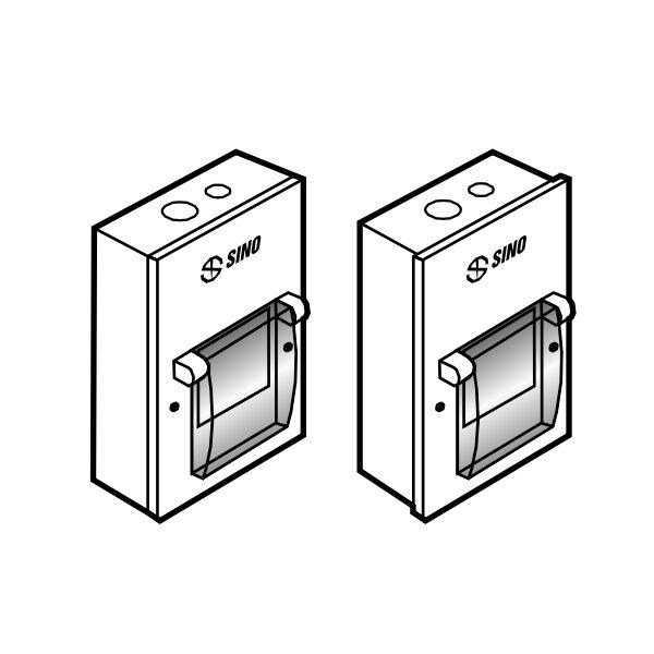 Tủ điện vỏ kim loại EM2PS