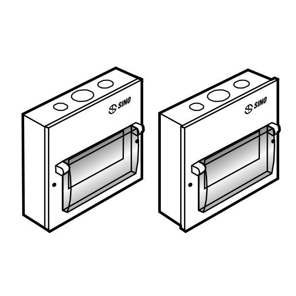 Tủ điện vỏ kim loại EM6PS