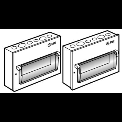 Tủ điện vỏ kim loại EM13PS