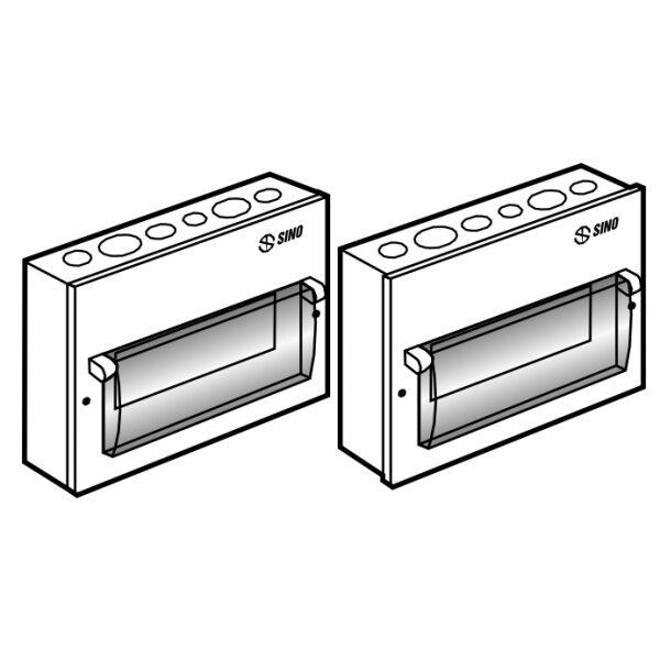 Tủ điện vỏ kim loại EM14PS