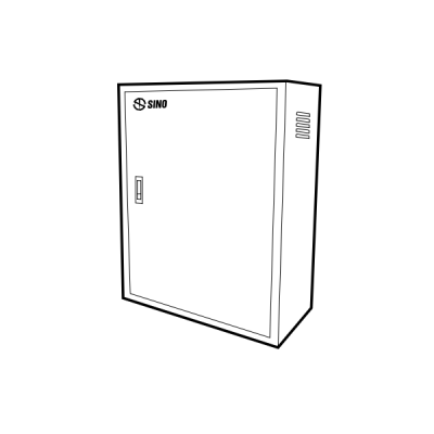 Tủ điện vỏ kim loại CKE2