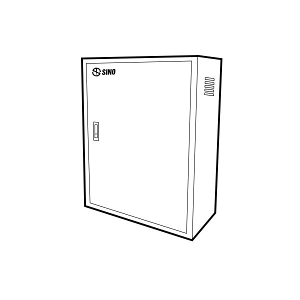 Tủ điện vỏ kim loại CKE6