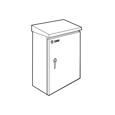 Tủ điện vỏ kim loại chống thấm CK7