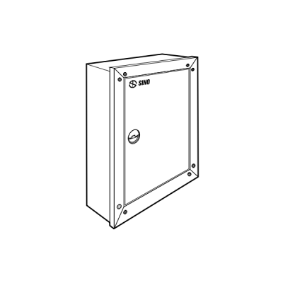 Tủ điện vỏ kim loại CKR0-2