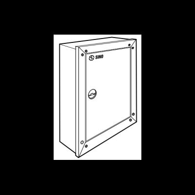 Tủ điện vỏ kim loại CKR0+1