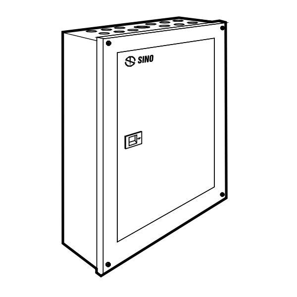 Tủ phân phối điện 3 pha CDA36