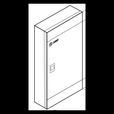 Tủ phân phối điện 3 pha CTDBA08/100SG