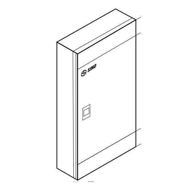 Tủ phân phối điện 3 pha CTDBA14/100SG