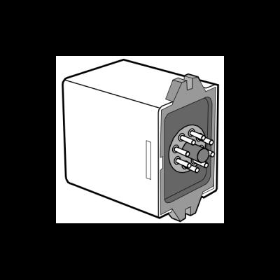 Rơ-le điểu khiển mực nước AFR-1