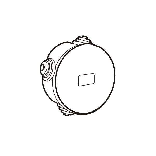 Hộp nối dây tròn chống thấm E265/RGY