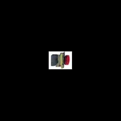 Đèn báo Schneider XB4BVB1