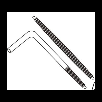 Lò xo uốn ống LSV32
