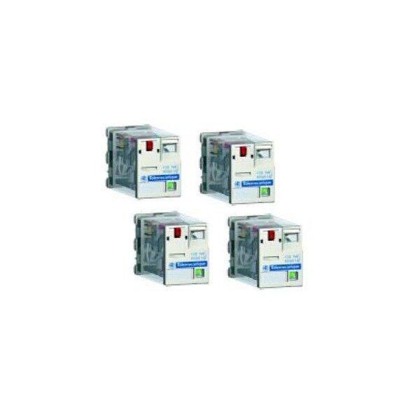 Miniature relay RXM2AB2BD