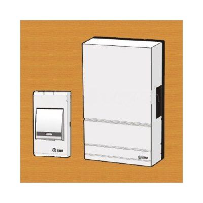Chuông điện không dây S108 – 02