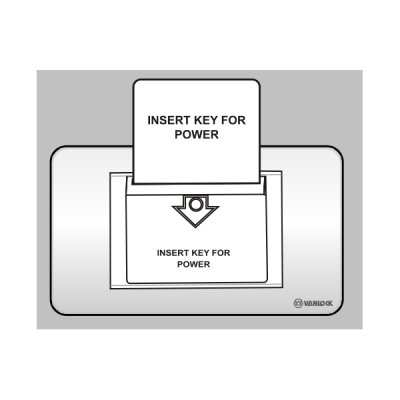 Công tắc dùng thẻ từ 16A SC/501