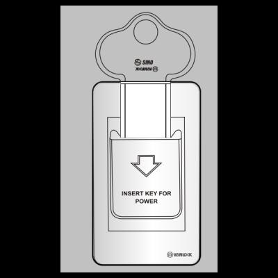 Bộ chìa khóa ngắt điện 20A SCKT+SKTA