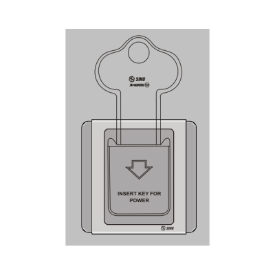 Bộ chìa khóa ngắt điện S66GKT+SKTA