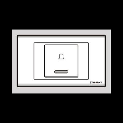 Nút chuông bản rộng S18BNG