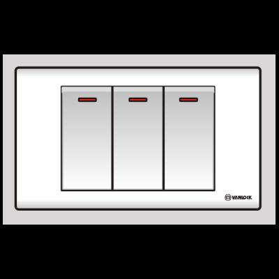 Công tắc ba 1 chiều S183D1/DL