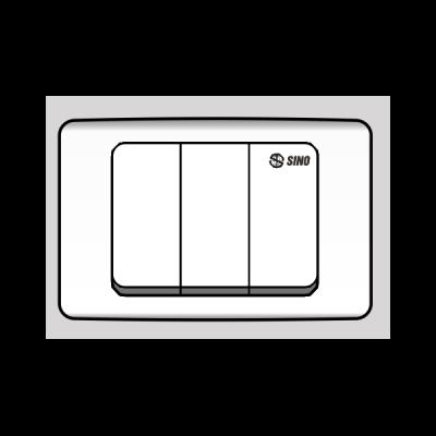 Công tắc ba 1 chiều S93/1D