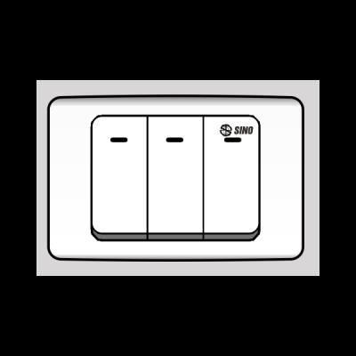 Công tắc ba 2 chiều S93/2D