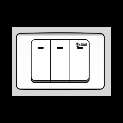 Công tắc ba 2 chiều S93/2ND