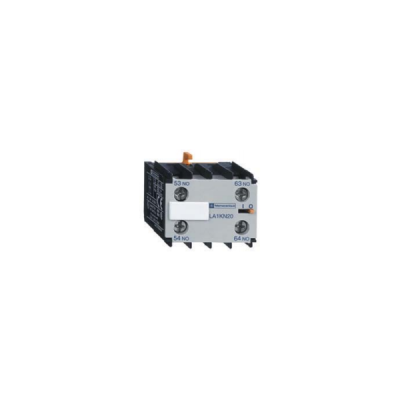 Auxiliary contact block LA1KN02