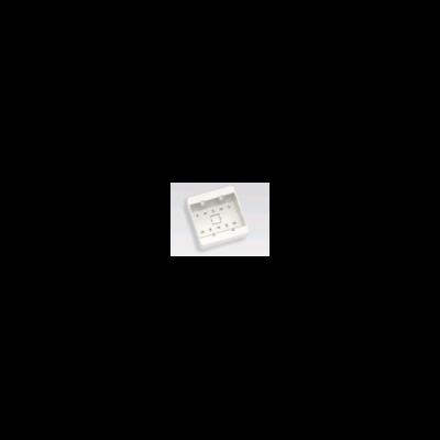 Hộp nổi đôi( Dùng cho loại mặt thiết kế bo tròn) FN102RW