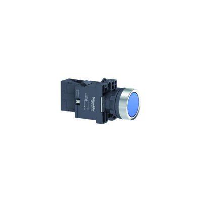 Nút nhấn có đèn báo Ø 22 Schneider XA2EW36M1