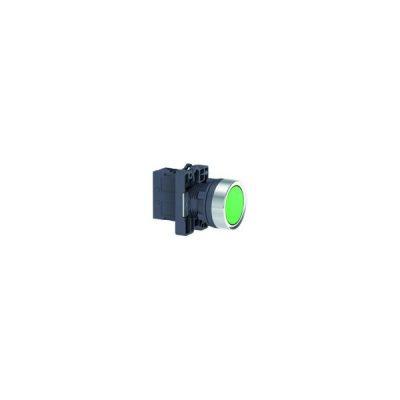 Nút nhấn có đèn báo Ø 22 Schneider XA2EW33Q1
