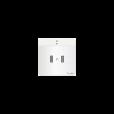 Bộ ổ sạc USB đôi 2.1A