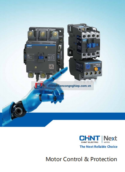 Catalogue Motor Control & Protection Next Chint 2020