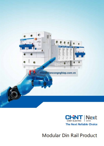 Catalogue MCB NEXT CHINT 2020