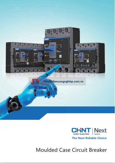 Catalogue MCCB Next Chint 2020