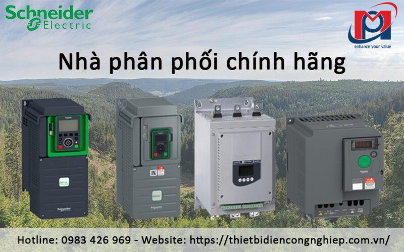 Thiết bị điện Schneider Electric – Nhà phân phối chính hãng