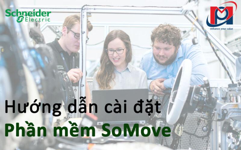 Hướng dẫn cài đặt Phần mềm SoMove